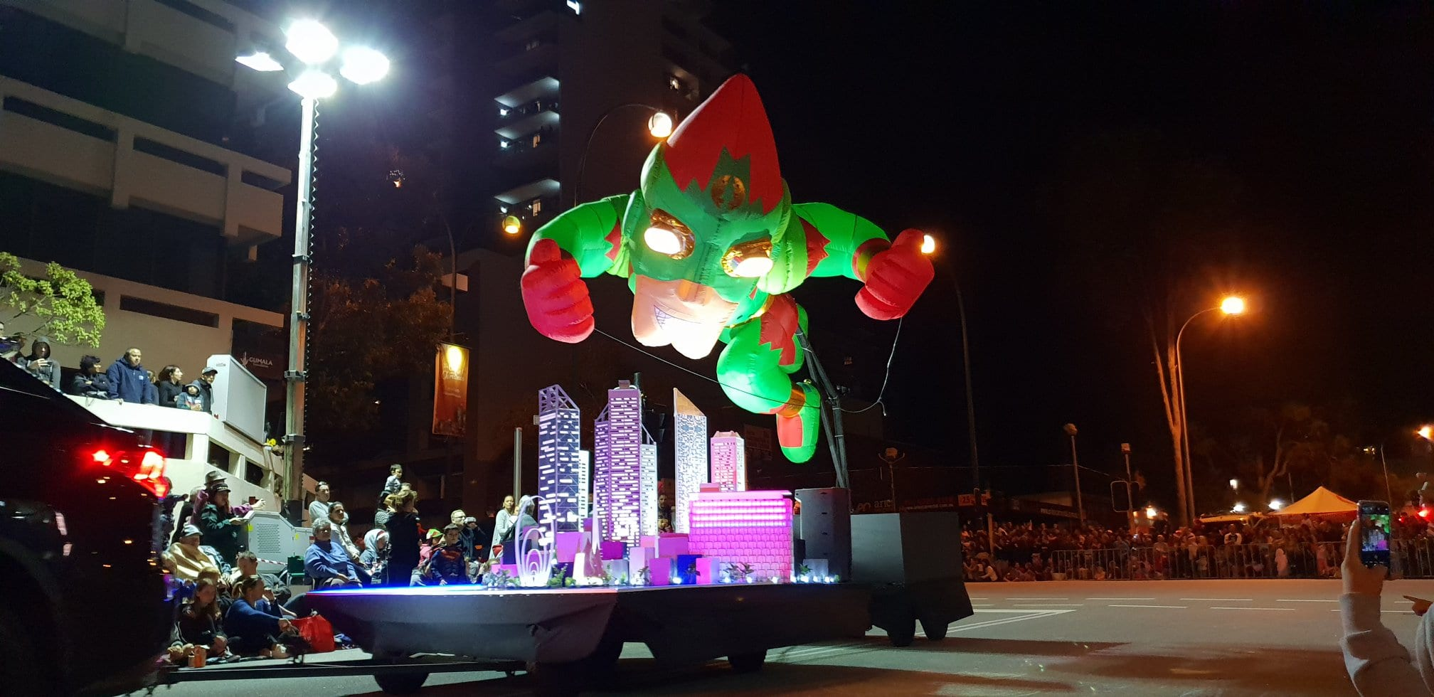 Alinta Energy Christmas Pageant