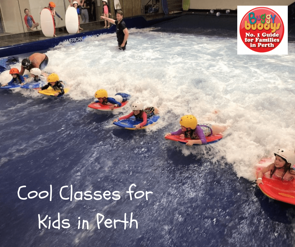 Cool Classes For Kids
