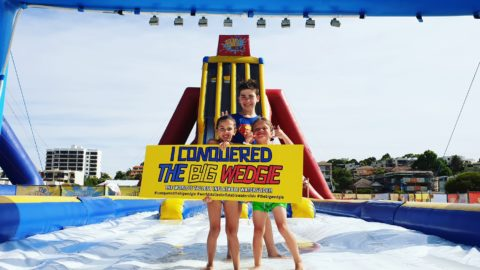 The Big Wedgie, South Perth