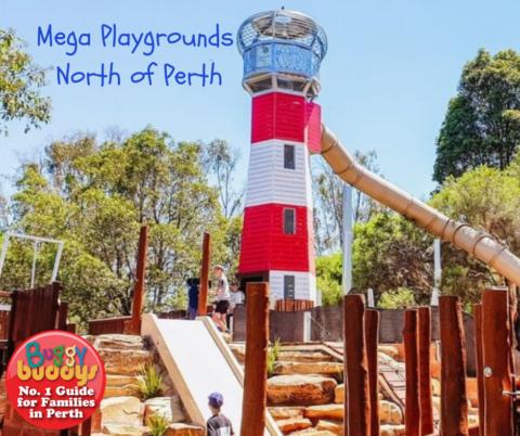 Best Mega Parks – North of Perth