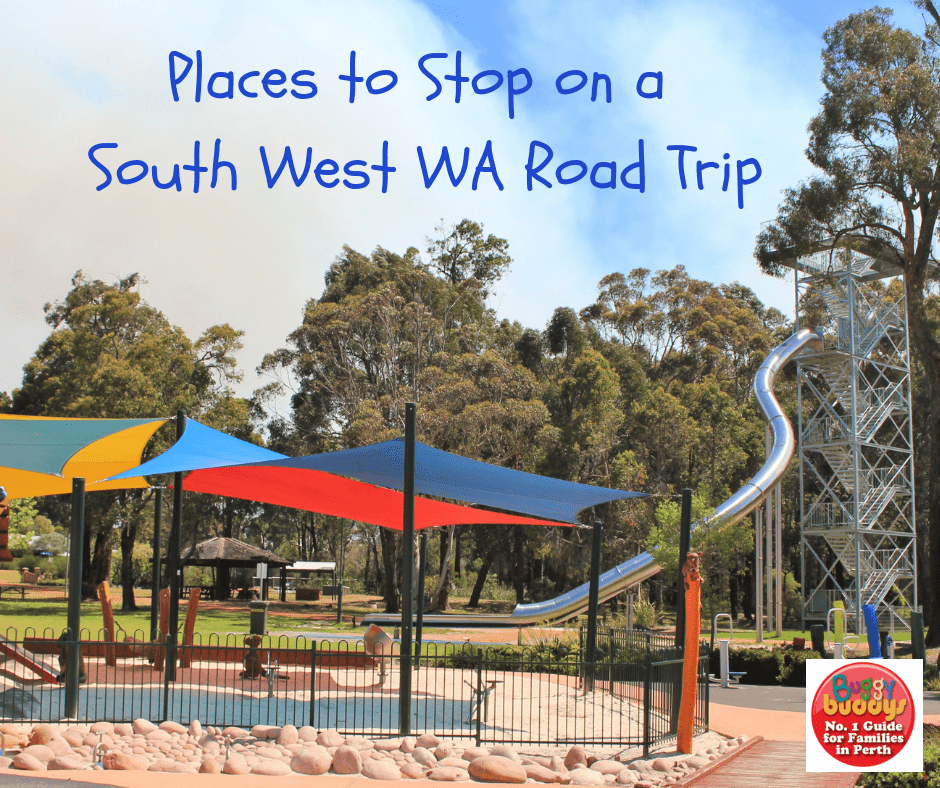 Places to Stop on a Road Trip to South West WA