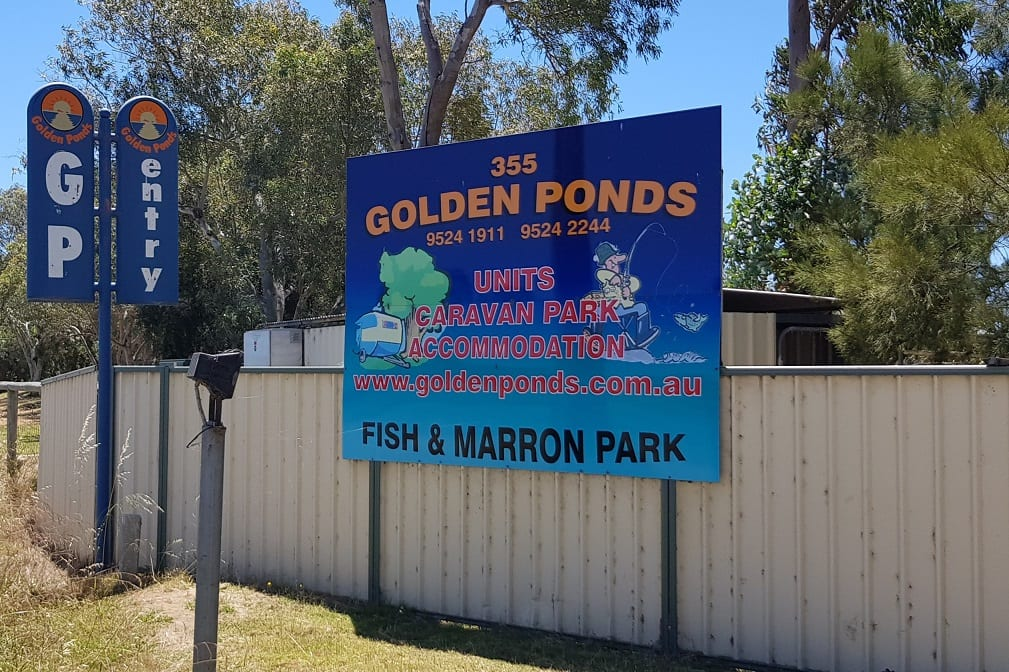 Golden Ponds, Baldivis