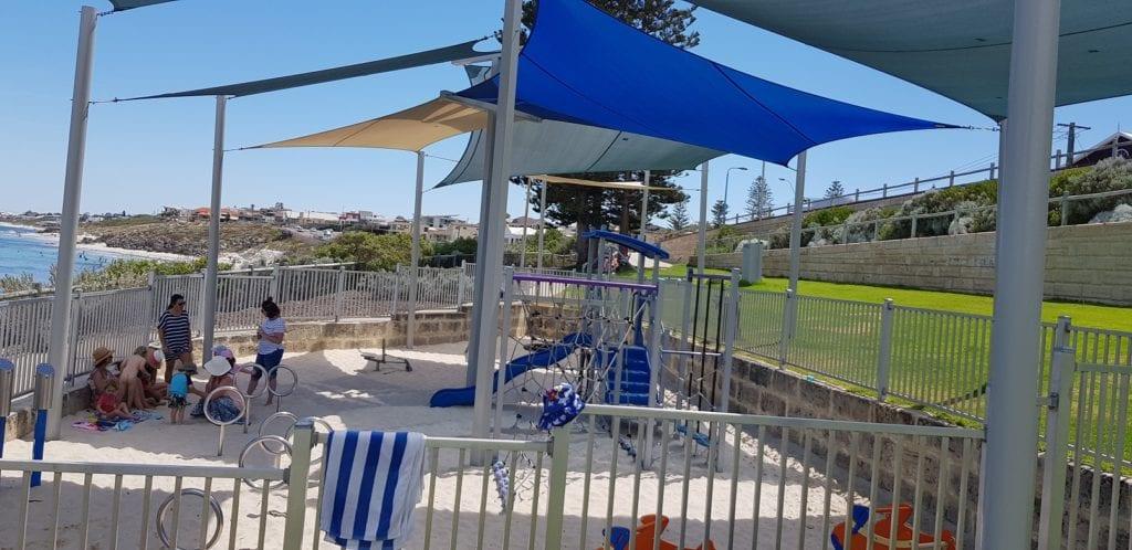 Watermans Bay Beach and Playground