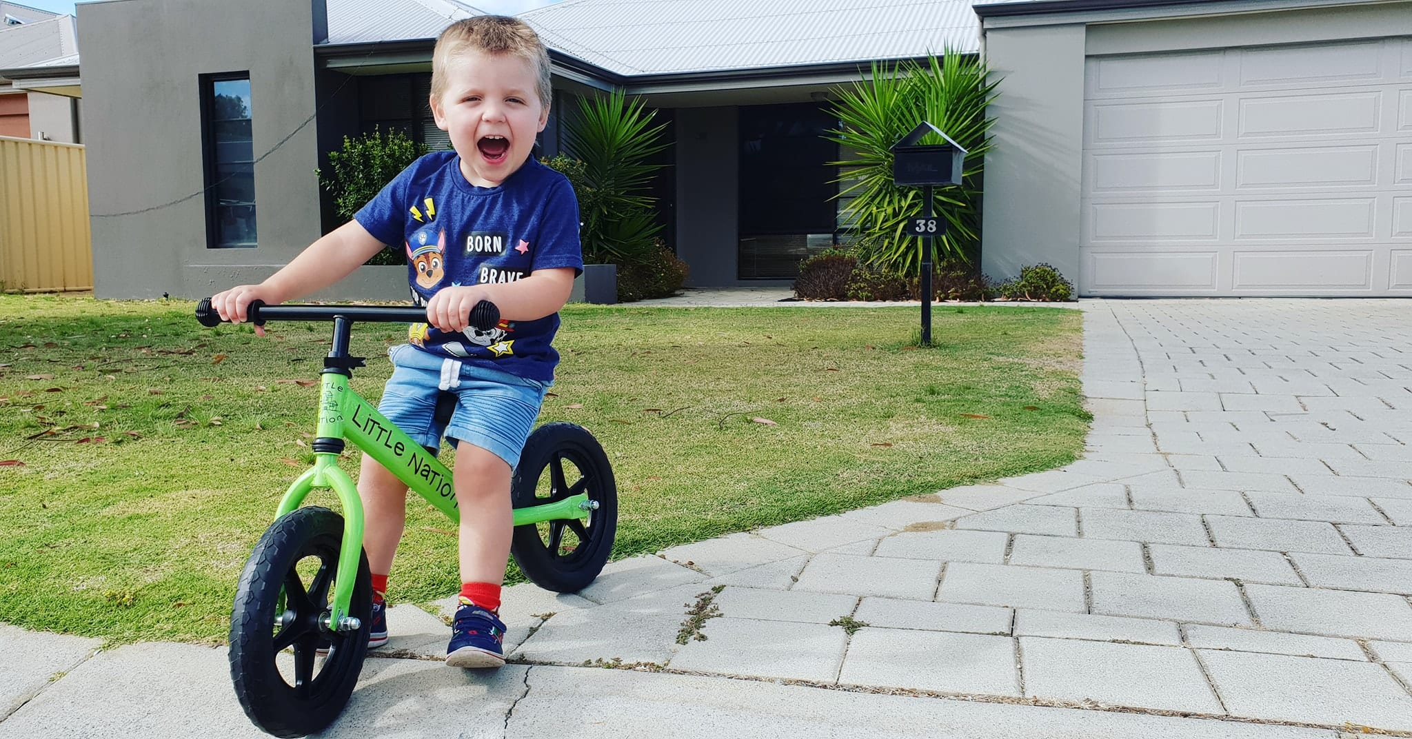 Little Nation Balance Bike