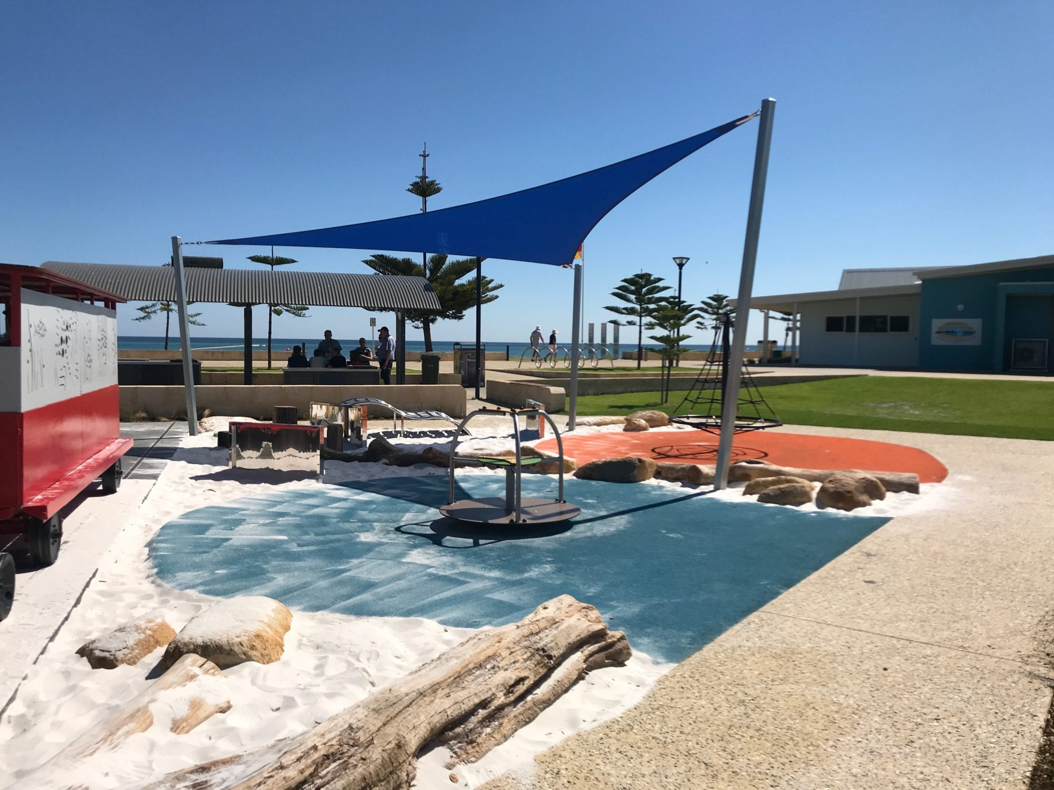 BUSSELTON FORESHORE TODDLER PLAYGROUND_7407