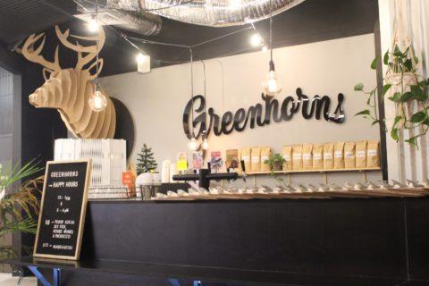 Greenhorns Burger Bar, Perth CBD