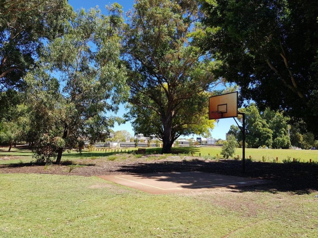 Mabel Talbot Park, Jolimont