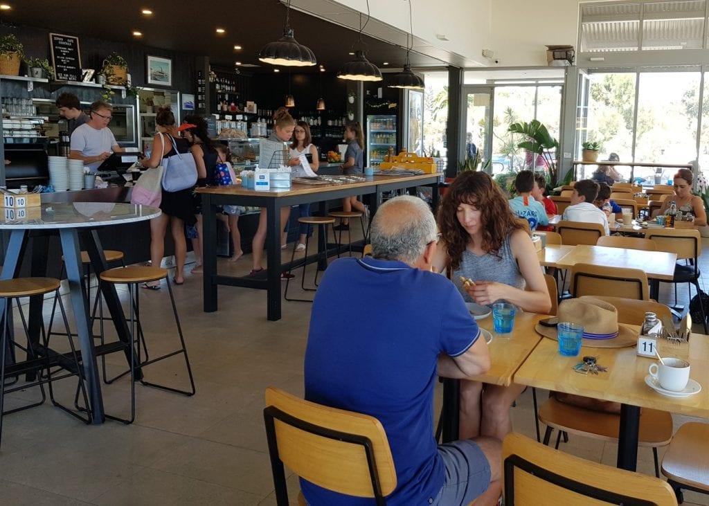 Zephyr Cafe. East Fremantle
