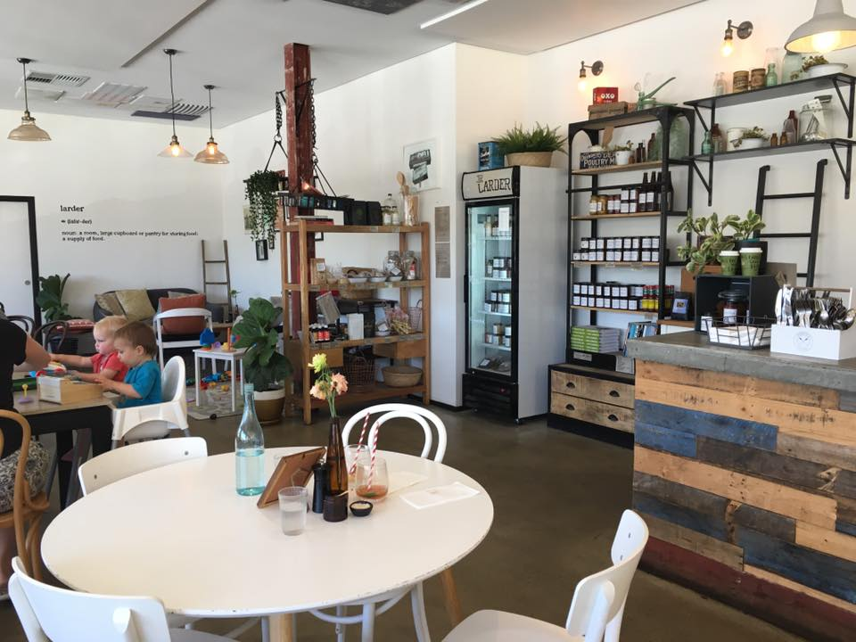 May Street Larder, East Fremantle
