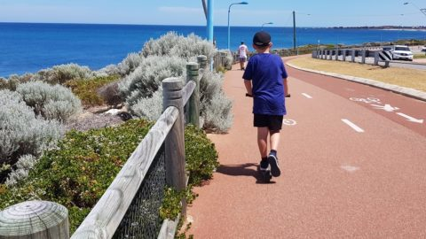 West Coast Drive Coastal Walk