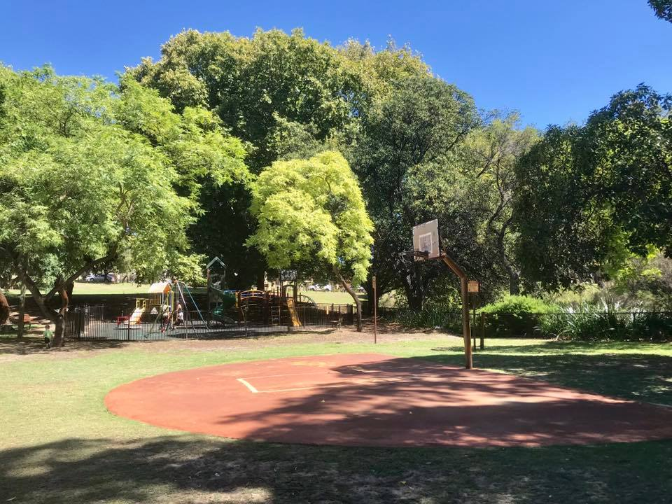 Banks Reserve, Mount Lawley