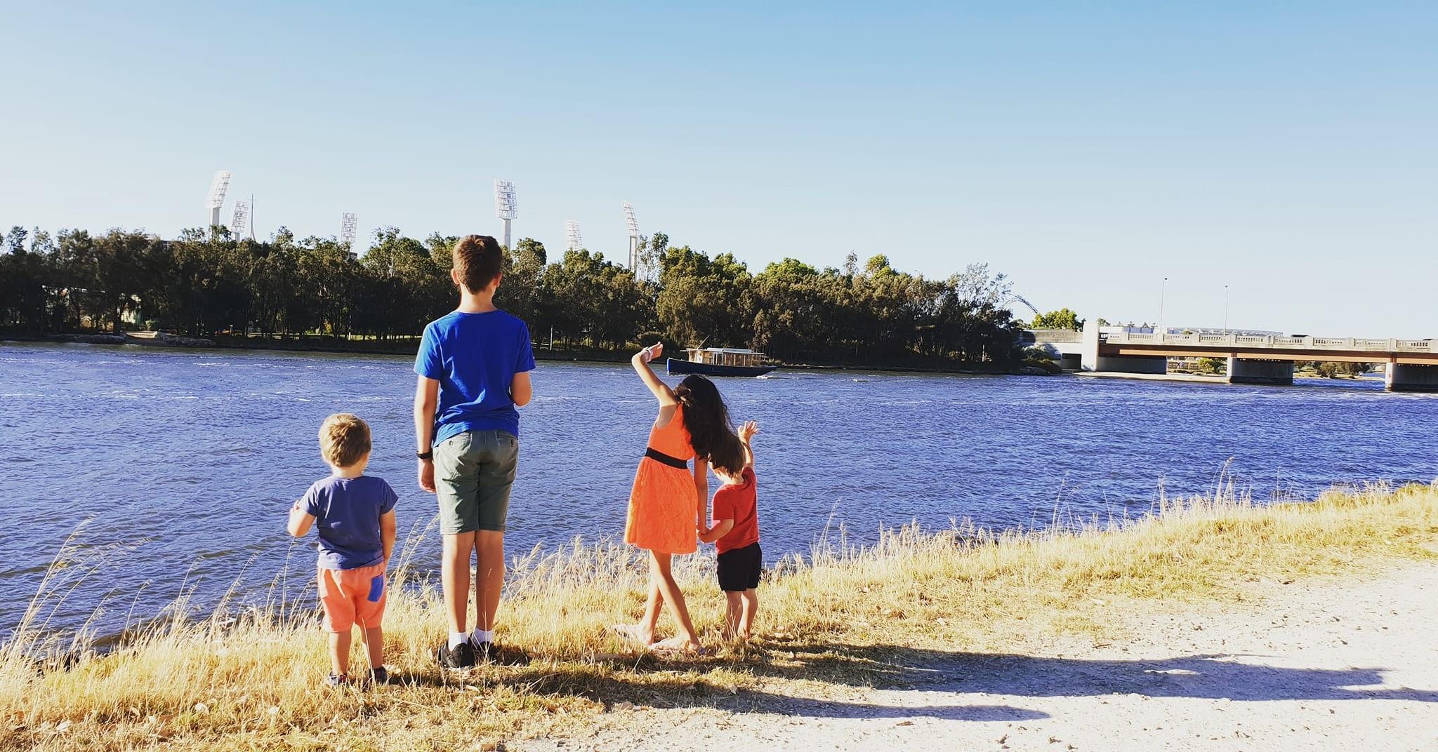 Heirisson Island, Perth