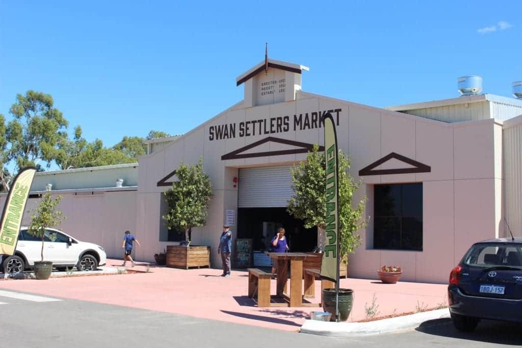 Swan Settlers Markets