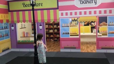 Kids Town Galleria Shopping Centre