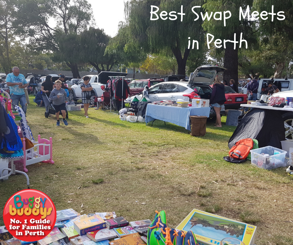 Swap Meets in Perth