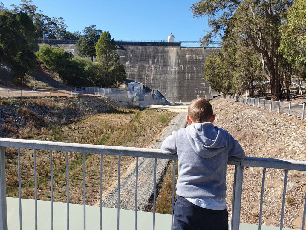 No1 Pump House, Mundaring Weir
