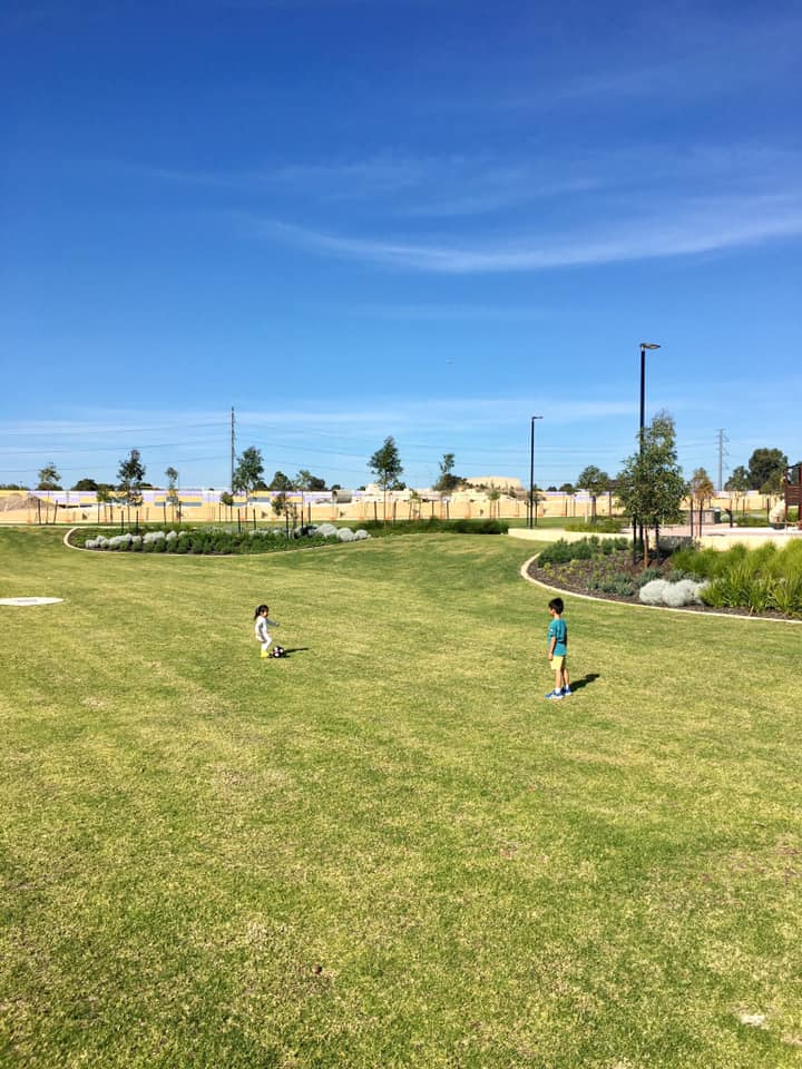 Niche Living Playground, Willetton