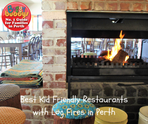 Kid Friendly Restaurants with Log Fires in Perth