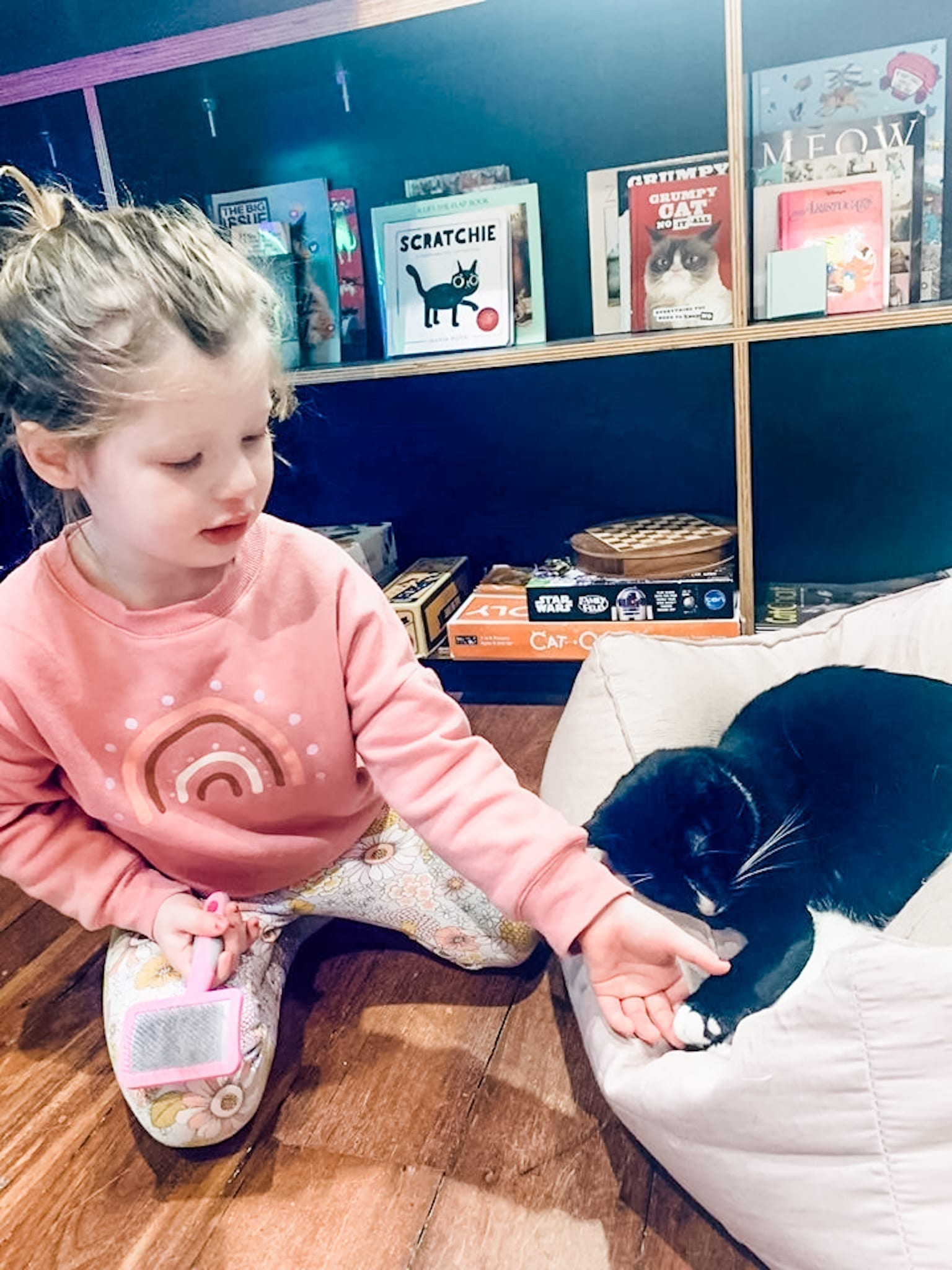 The Cat Cafe, Subiaco