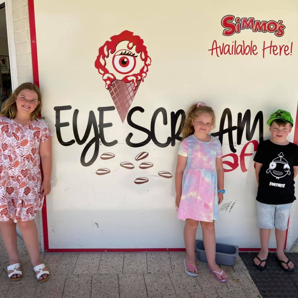 Eye Scream Cafe