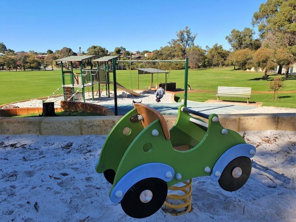 Hawker Playground, Warwick