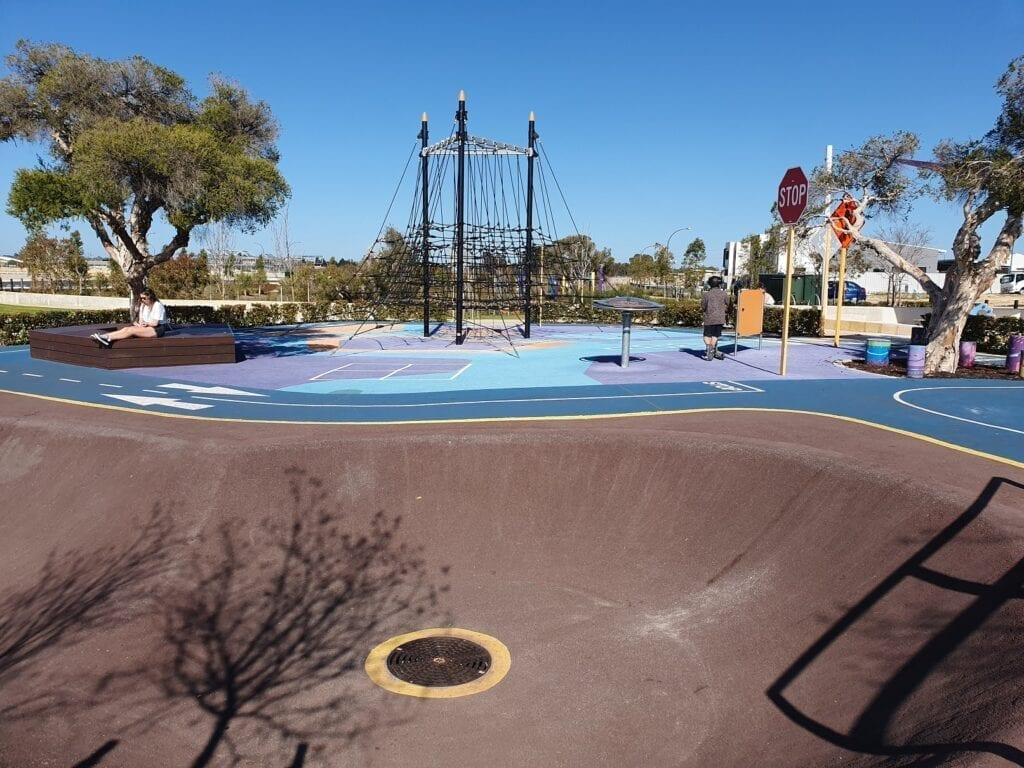 Madox Playground And Pumptrack Forrestdale Buggybuddys Guide For Families In Perth