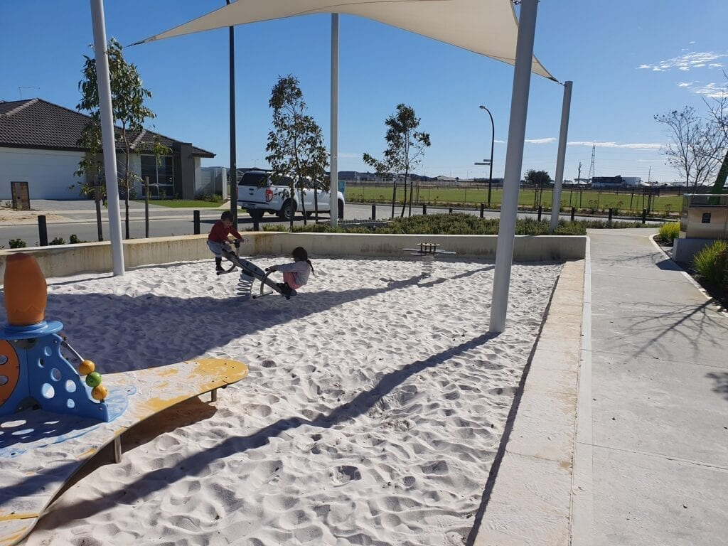 Madox Playground and Pumptrack, Piara Waters