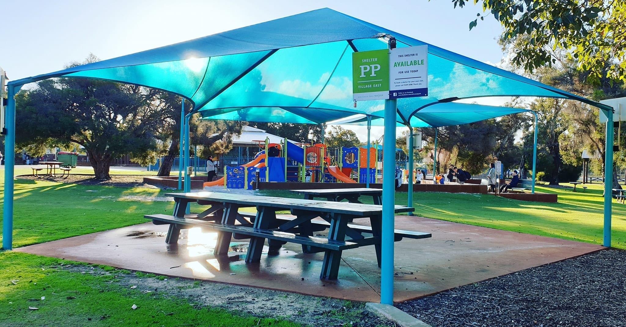 Village East Playground, Whiteman Park