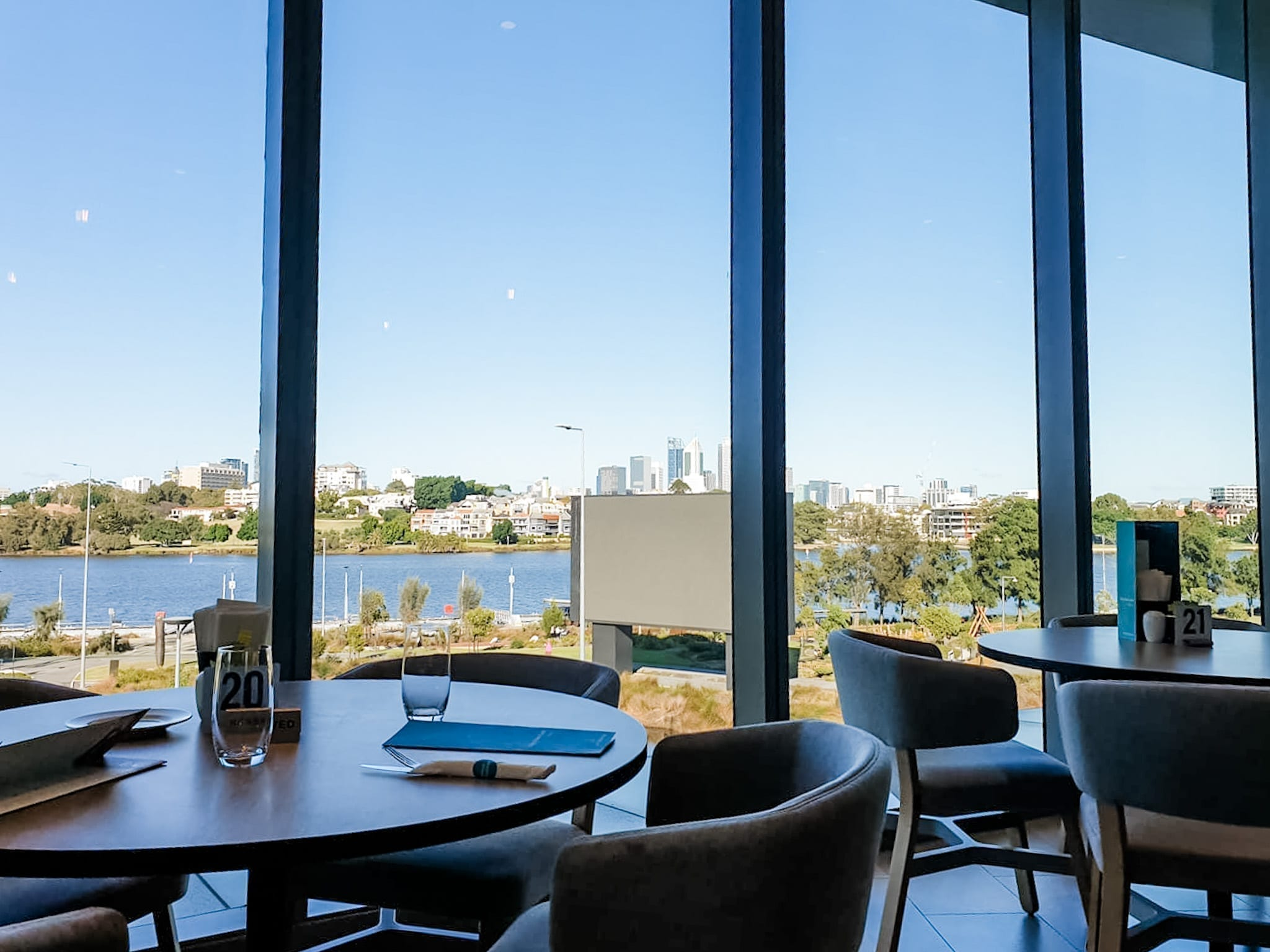 City View Cafe at Optus Stadium