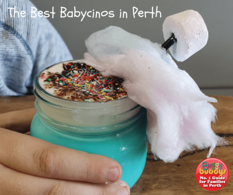 The Best Babycinos in Perth