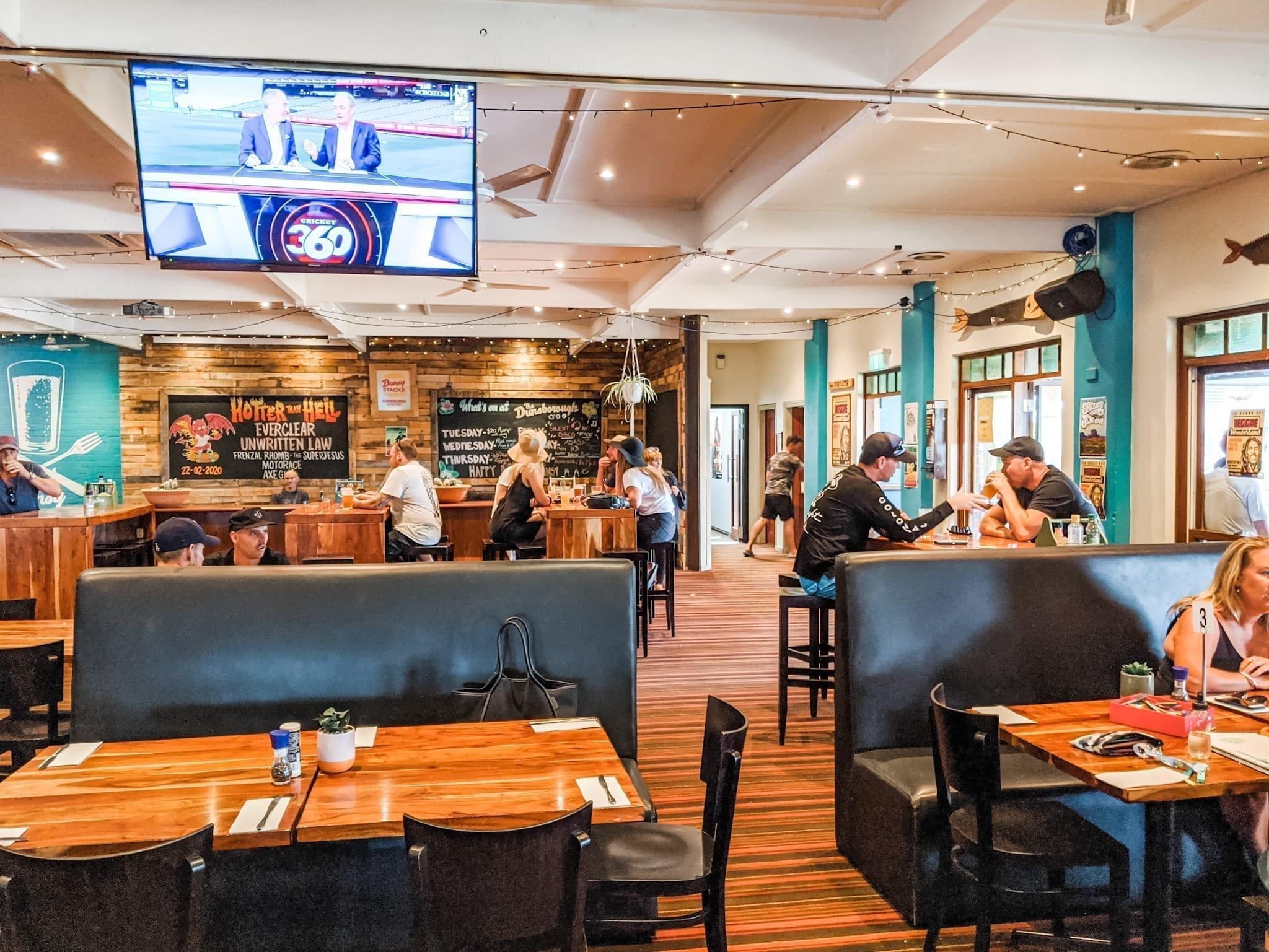 The Dunsborough Tavern