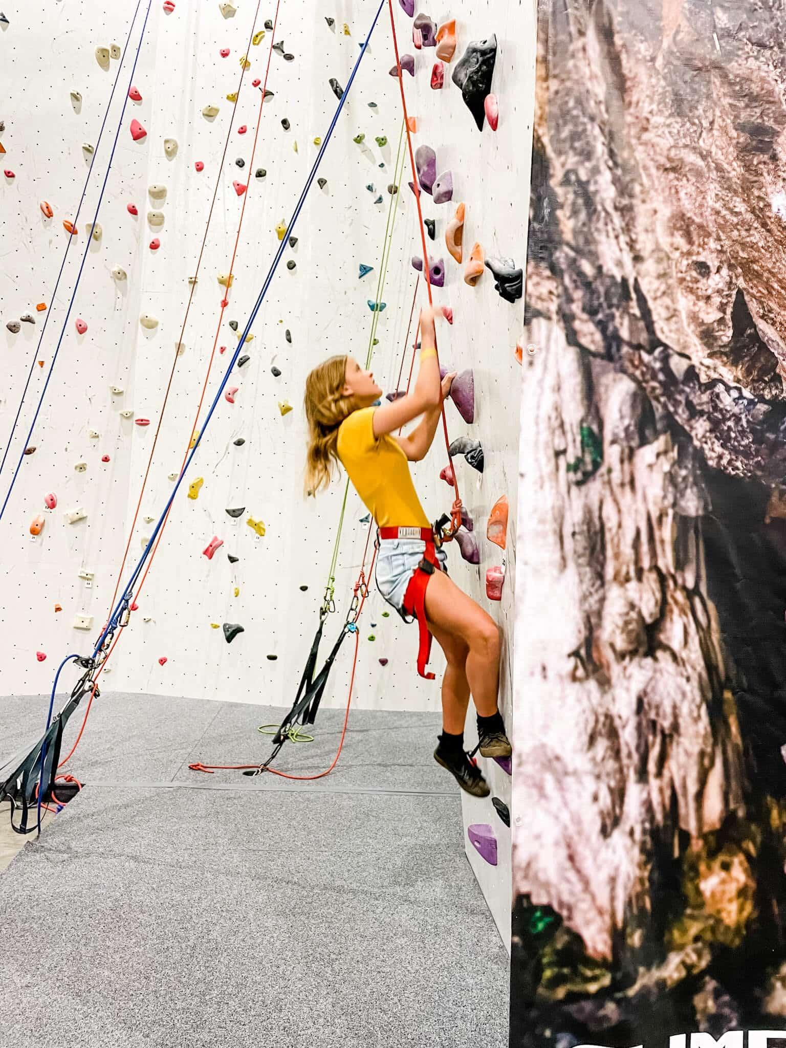 Rockface Indoor Rock Climbing Centre