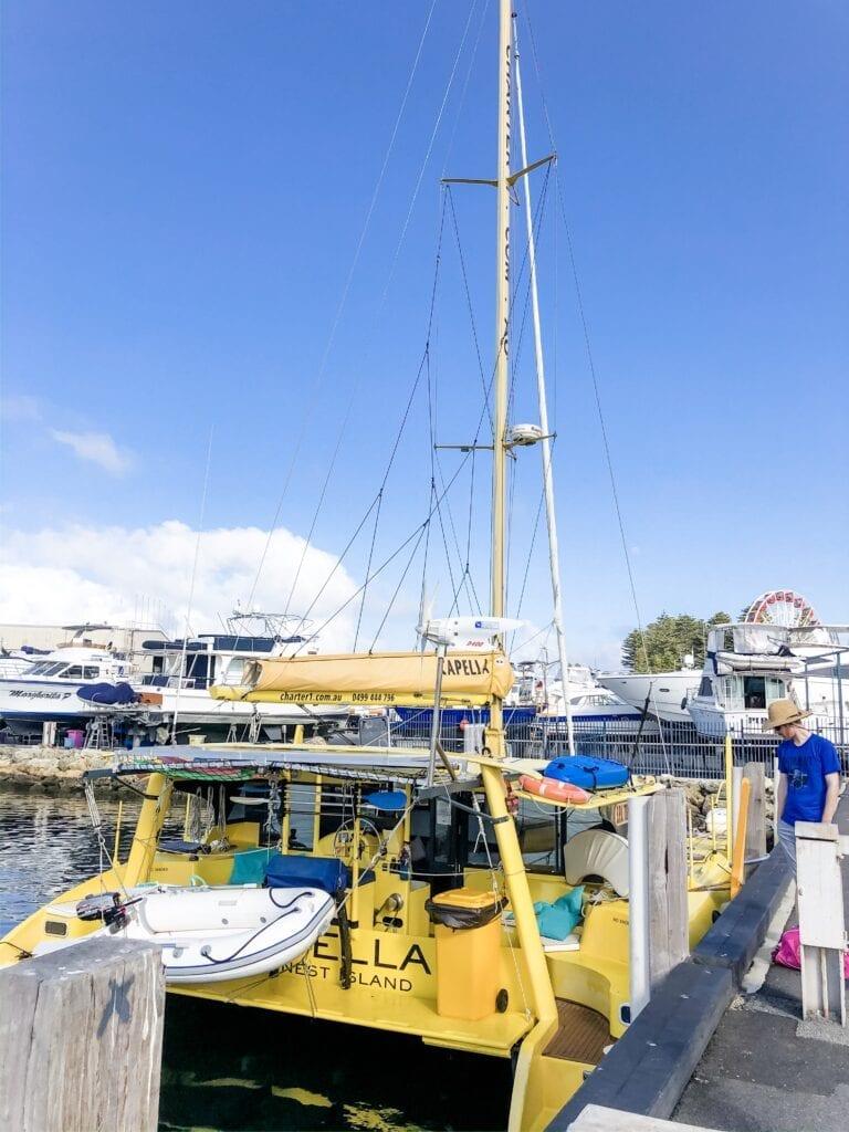 Charter 1 Fremantle