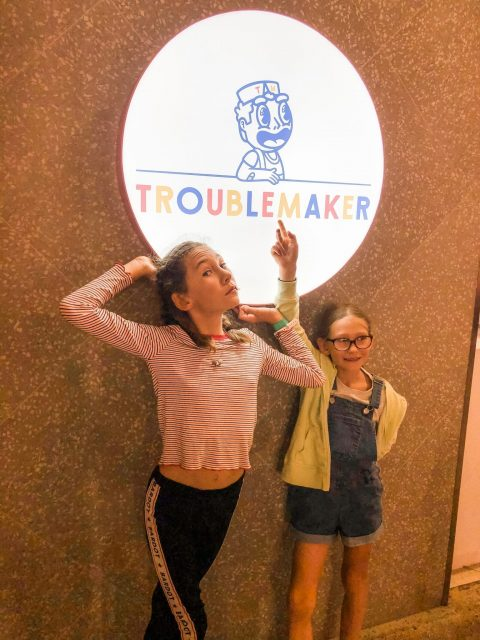 Troublemaker Burgers, Yagan Square