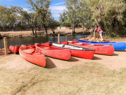 Swan Valley Adventure Centre School Holiday Program