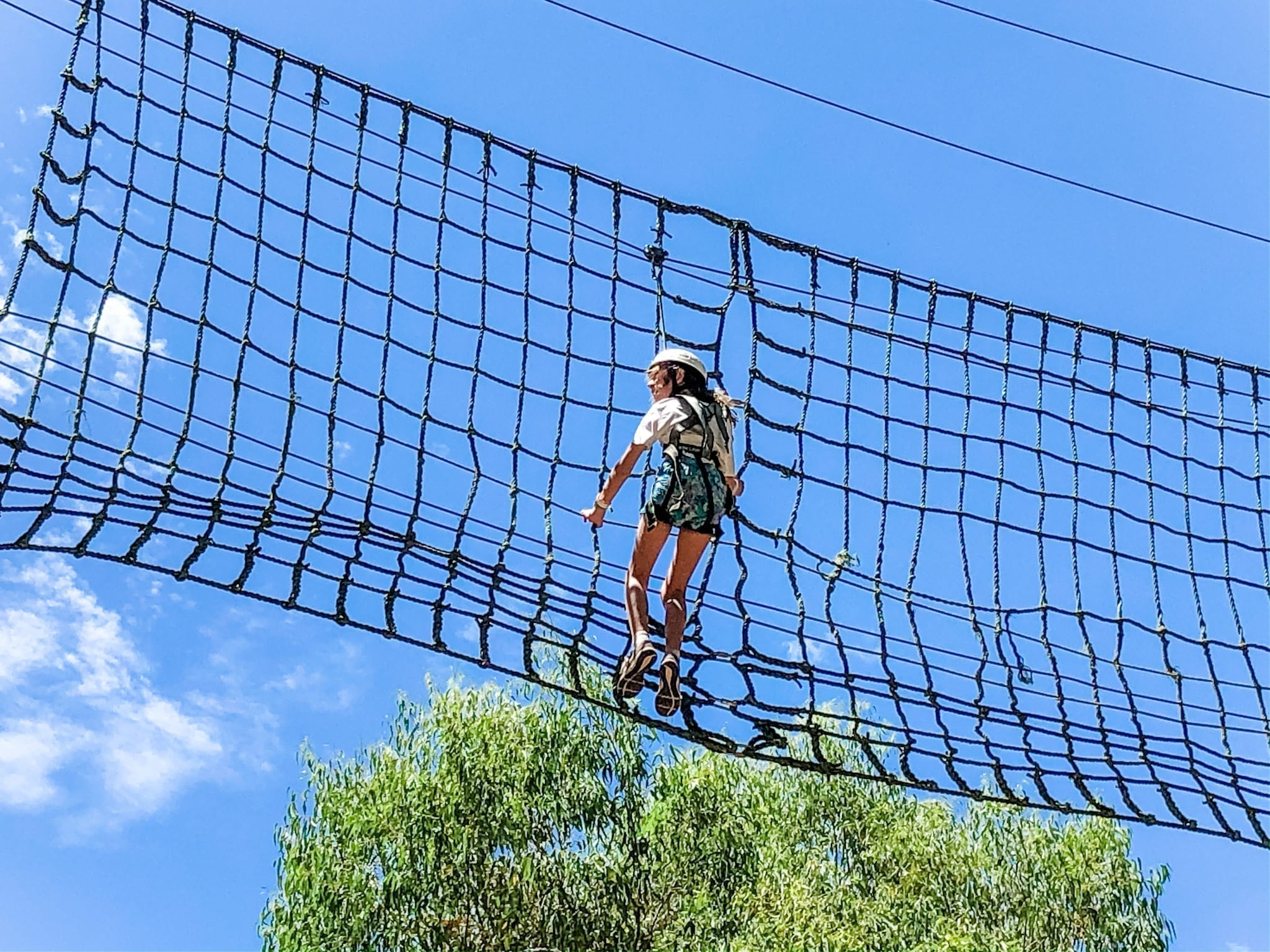 Swan valley Adventure Centre High Ropes Course