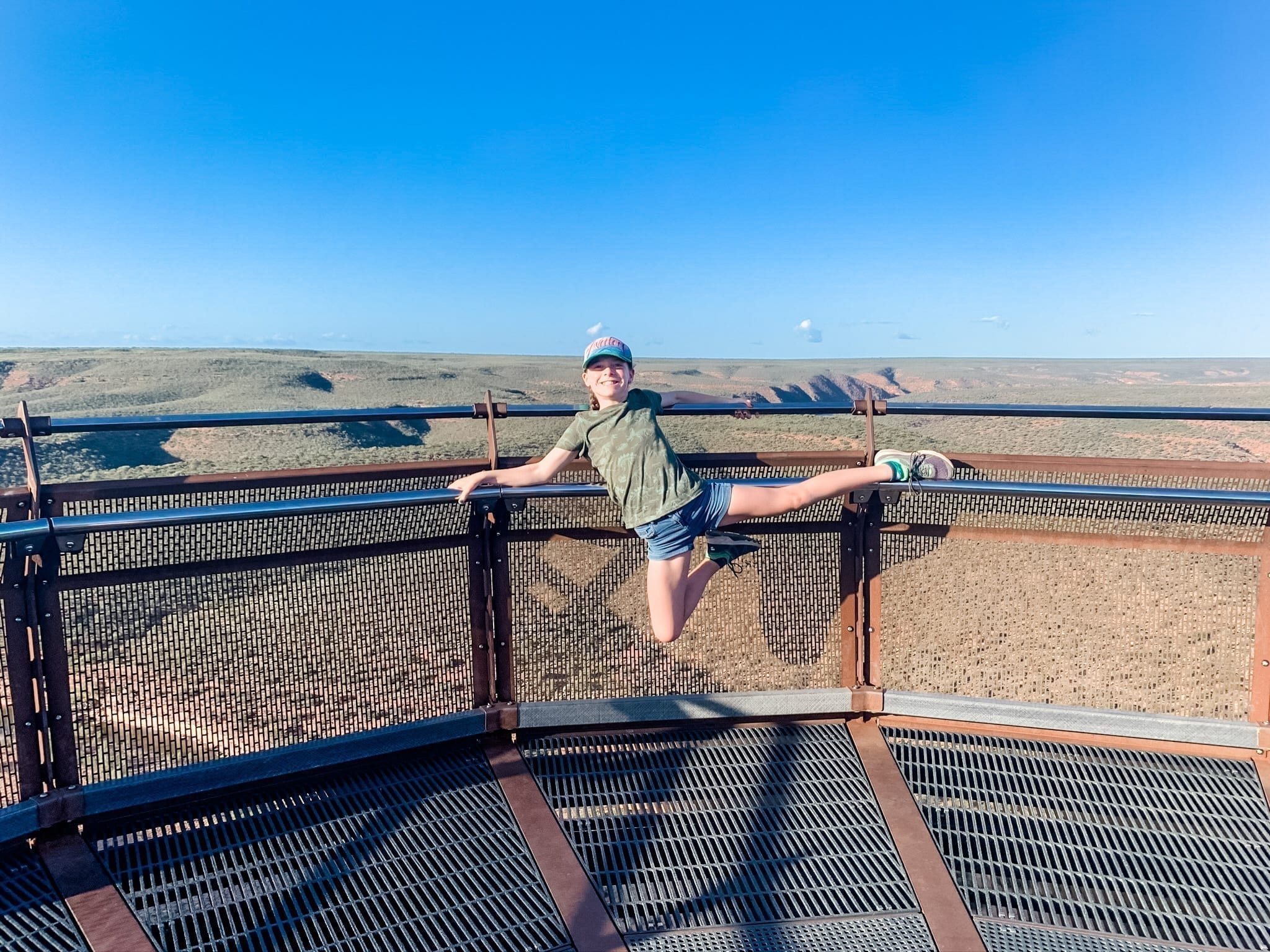 kalbarri skywalk
