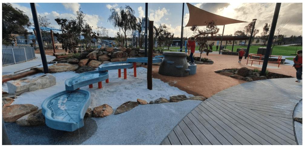 Mokare Reserve Adventure Playground