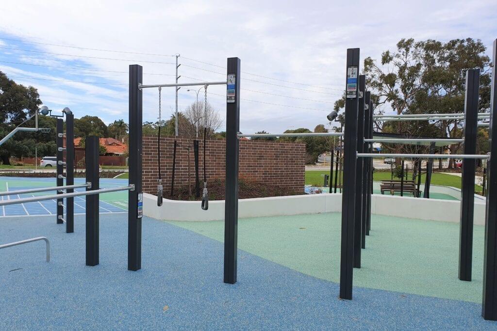 Montario Playground, Shenton Park