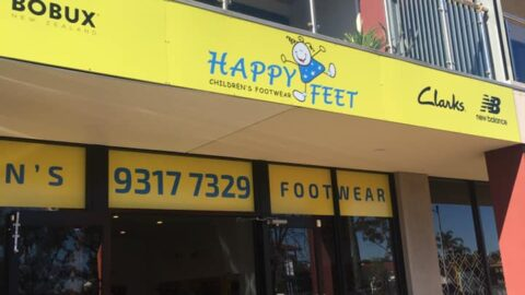 Happy Feet Children's Footwear, Alfred Cove