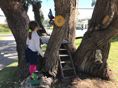 The Happy Tree, City Beach