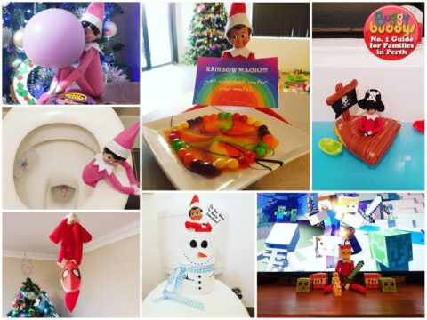 50 Easy Elf on the Shelf Ideas