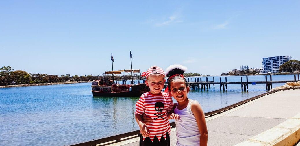 The Pirate Ship Mandurah