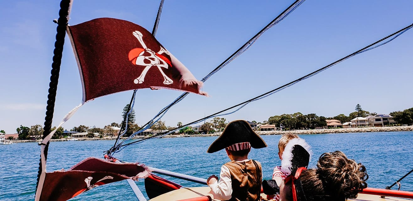 The Pirate Ship Mandurah