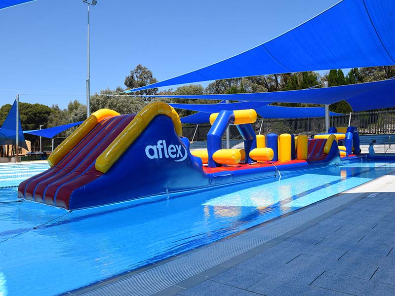 Inflatable Waterslides in Perth