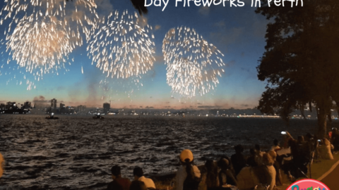 Places to Watch the Australia Day Fireworks in and Around Perth