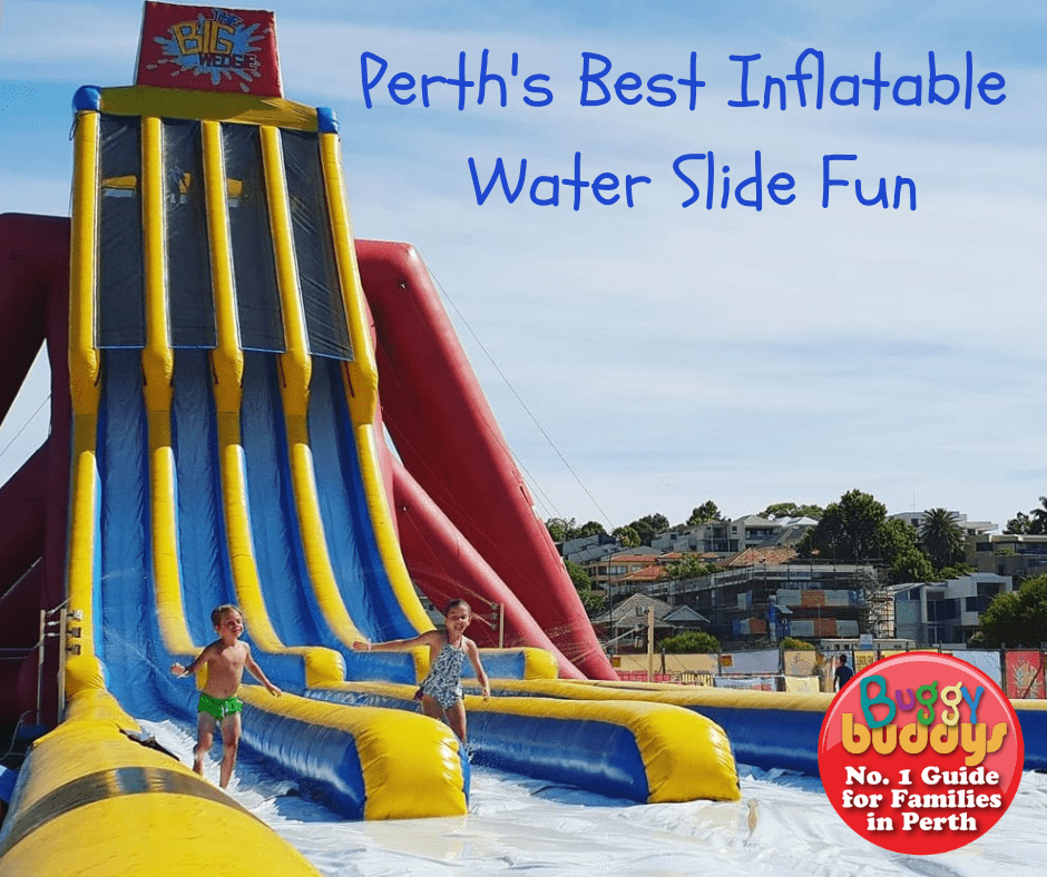 Inflatable Water Slides Perth