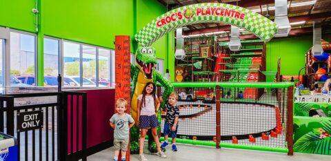 Croc's Playcentre, Joondalup