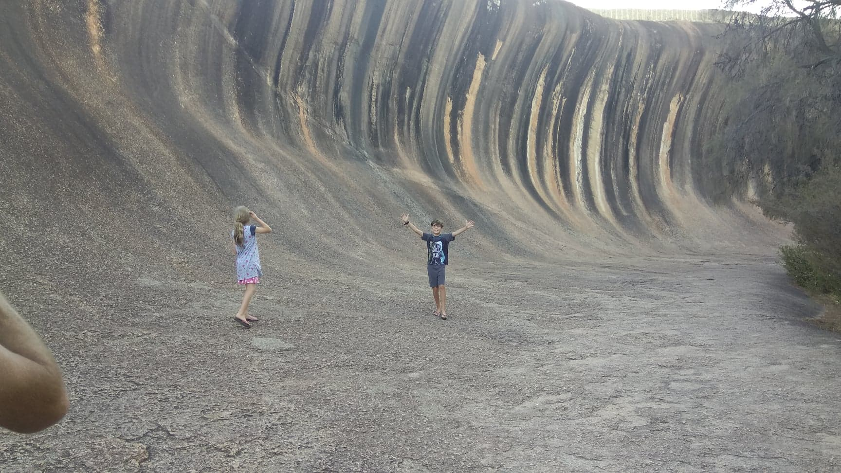 Wave Rock Caravan Park