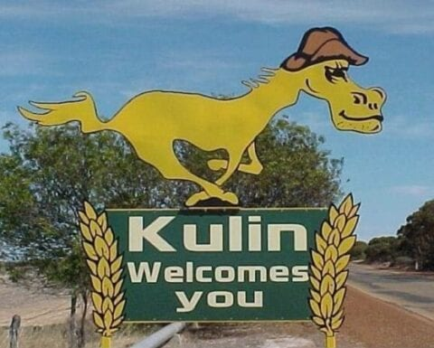 Town of Kulin